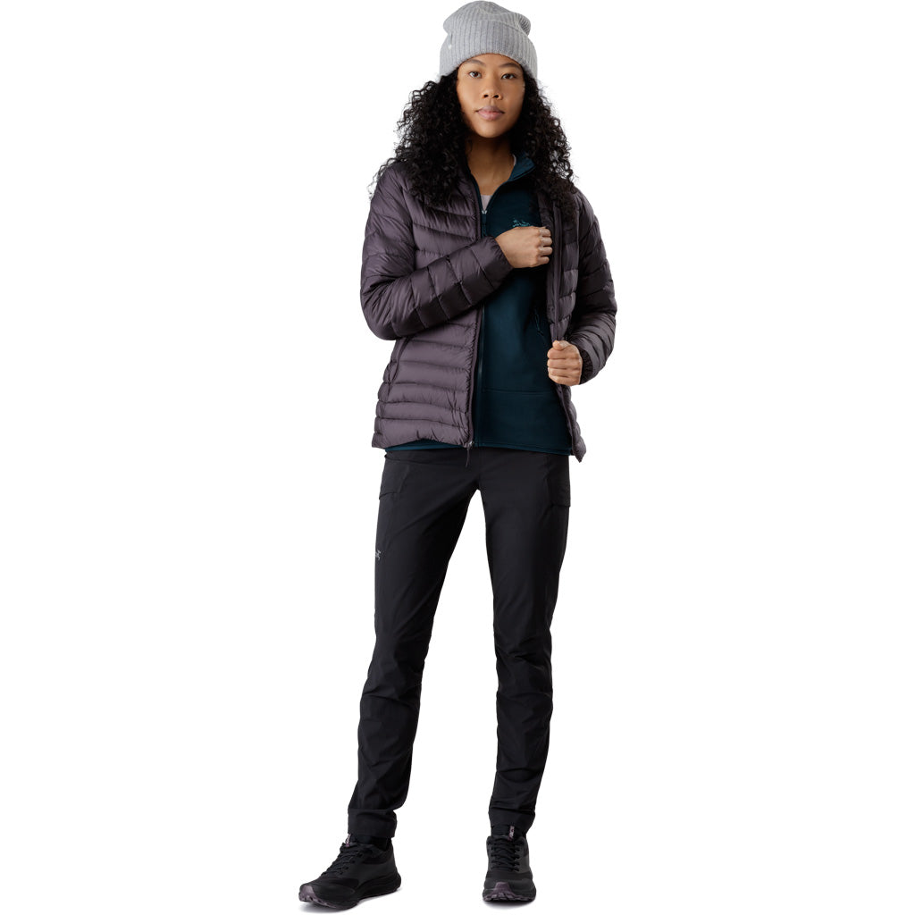 Arc'teryx INSULATED Down Jacket Women's Cerium LT Whiskey Jack
