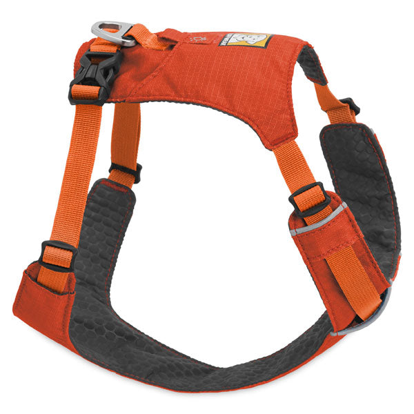 Ruffwear High & Light Harness Sockeye Red