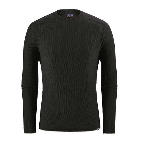 Patagonia BASE LAYER Top Men's Capilene Air Crew Black