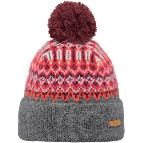 Barts Hat Women's Drew Beanie Dark Heather