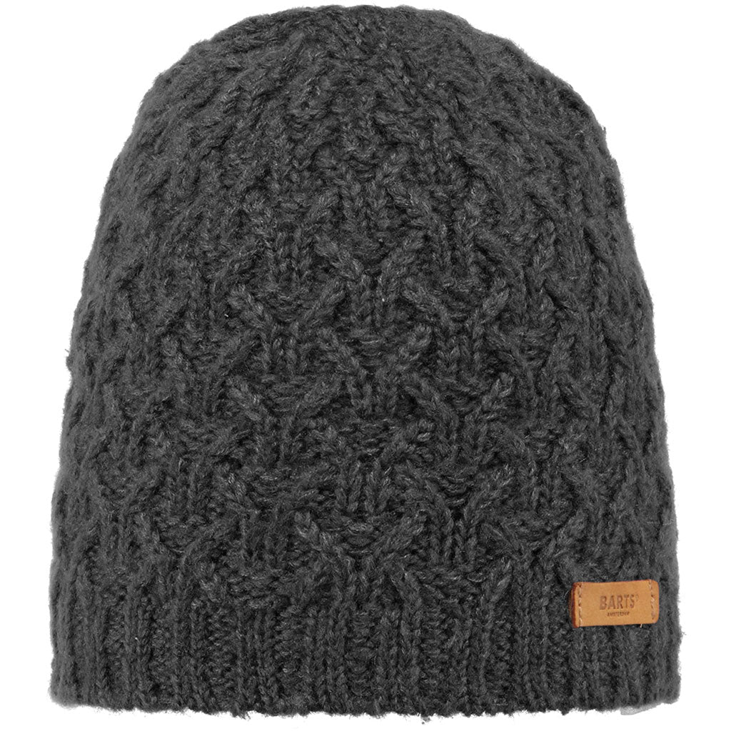 Barts Hat Women's Virginia Beanie Dark Heather