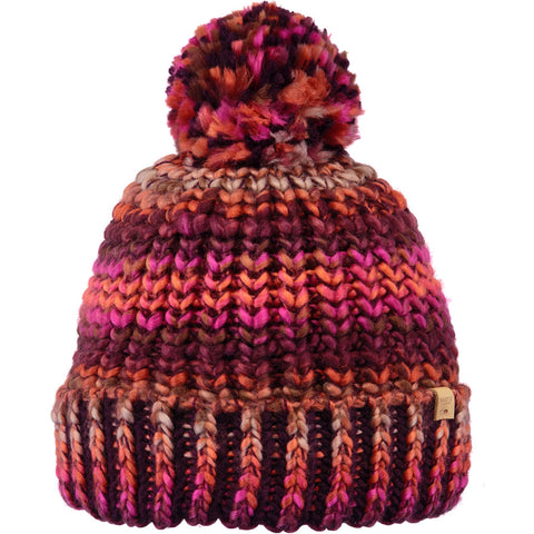 Women's Barts Jevon Beanie - Red
