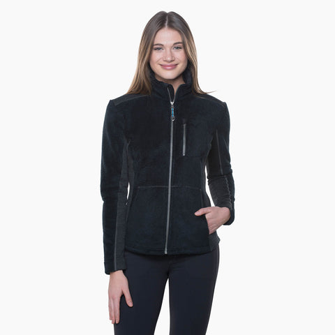 Kuhl FLEECE Jacket Women's Alpenlux Black