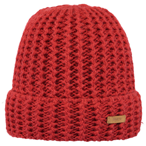Barts Hat Women's Helianth Beanie Red