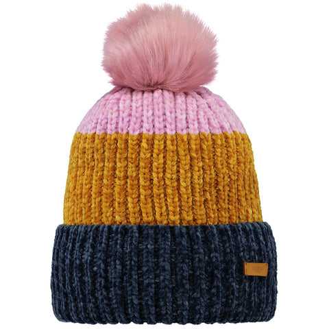 Barts Hat Women's Starflower Beanie Navy