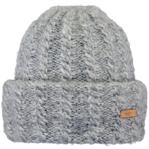 Barts Hat Women's Valleria Beanie Heather Grey