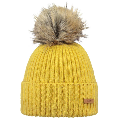 Barts Hat Women's Augusti Beanie Yellow