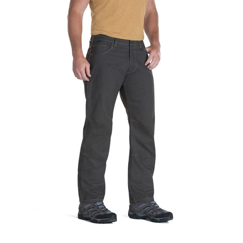 Kuhl Pant Men's Rydr REGULAR Leg Trousers Forged Iron