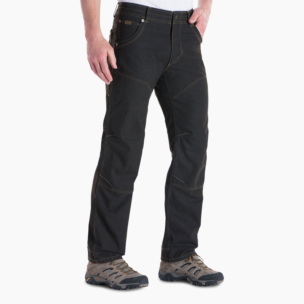 Kuhl Pants Men's The Law REGULAR Leg Trousers Espresso