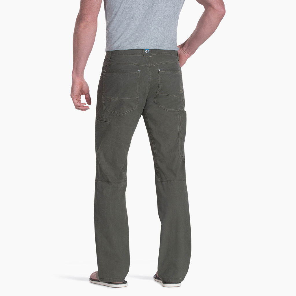 "Kuhl Pant Men's Revolvr Rogue REGULAR (32"") Leg Trousers Gun Metal"
