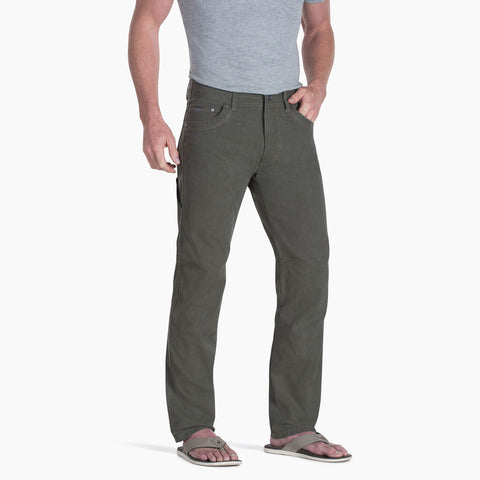 "Kuhl Pant Men's Revolvr Rogue LONG (34"") Leg Trousers Gun Metal"