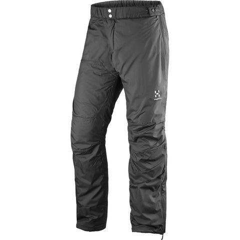 Haglofs Pants Men's INSULATED Barrier Trousers True Black