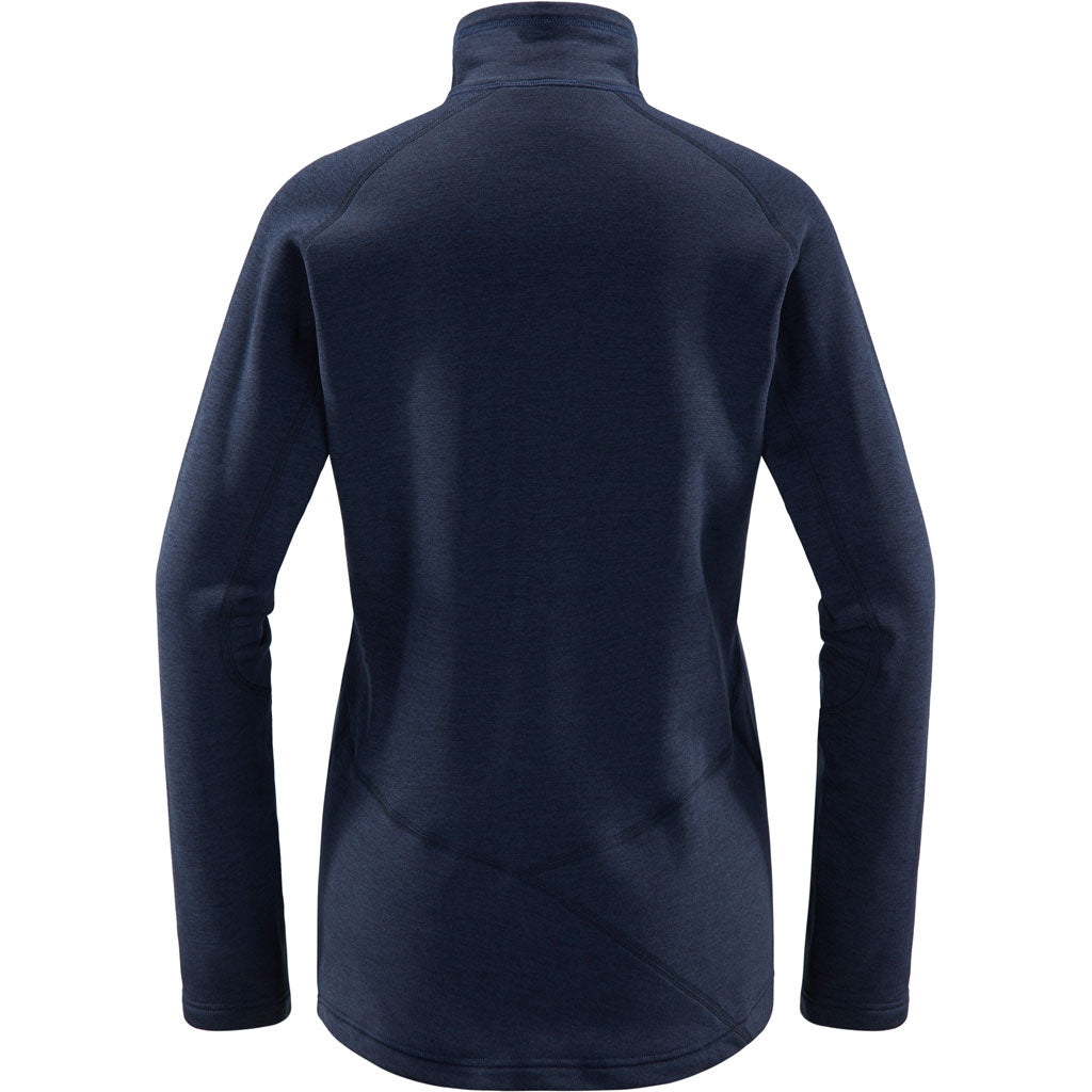 Haglofs FLEECE Jacket Women's Heron Tarn Blue