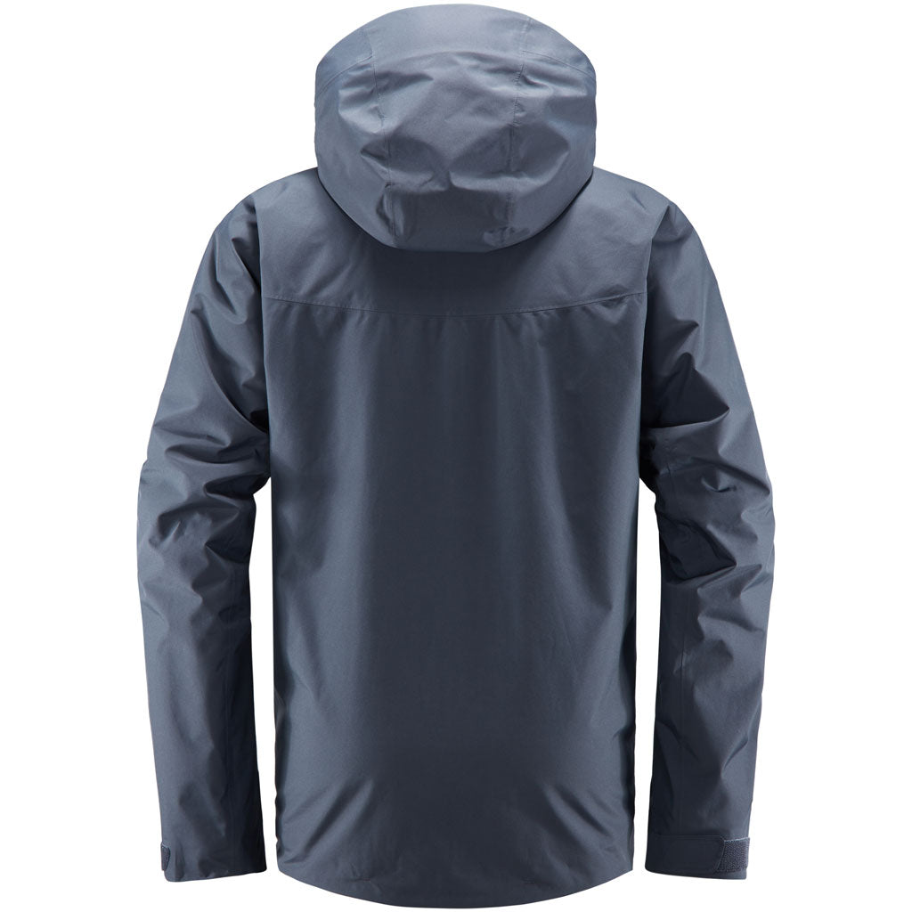 Haglofs INSULATED WATERPROOF Jacket Men's Stratus Dense Blue