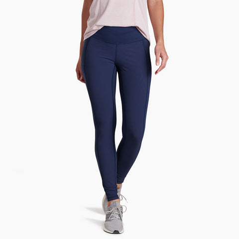 "Kuhl Pants Women's Traverse Leggings 29"" Leg Indigo"