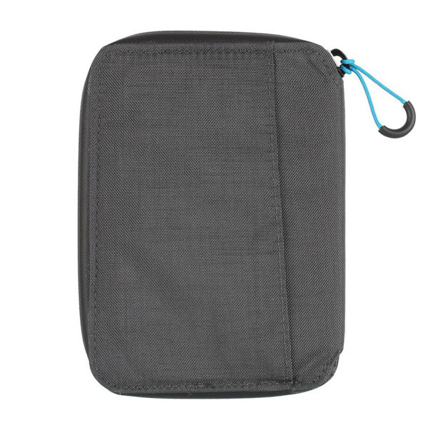 LifeVenture RFiD Travel Wallet - Mini Grey