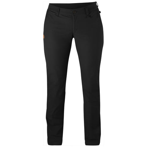 Fjallraven Women's Abisko Stretch Trousers - Black