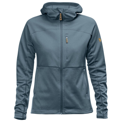 Fjallraven Women's Abisko Trail Fleece - Dusk