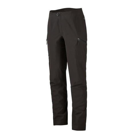 Patagonia WATERPROOF Overtrousers Women's Galvanized Pants Black