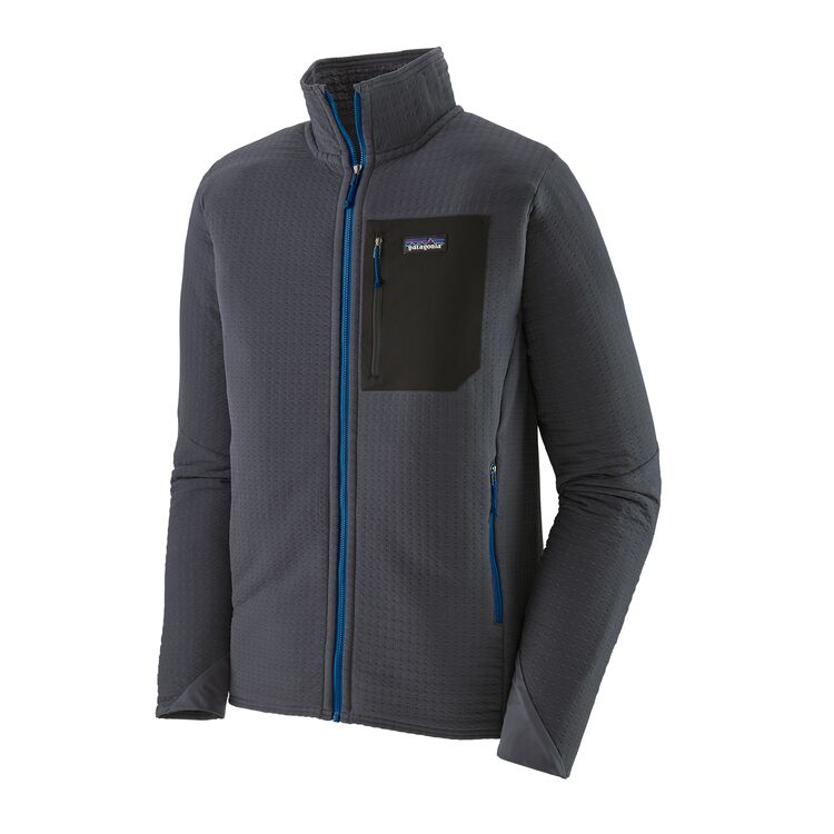 Patagonia Men's R2 Techface Jacket - Grey