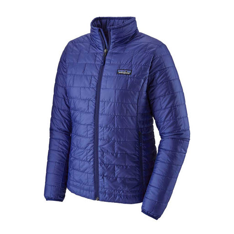 Patagonia INSULATED Jacket Women's Nano Puff Cobalt Blue