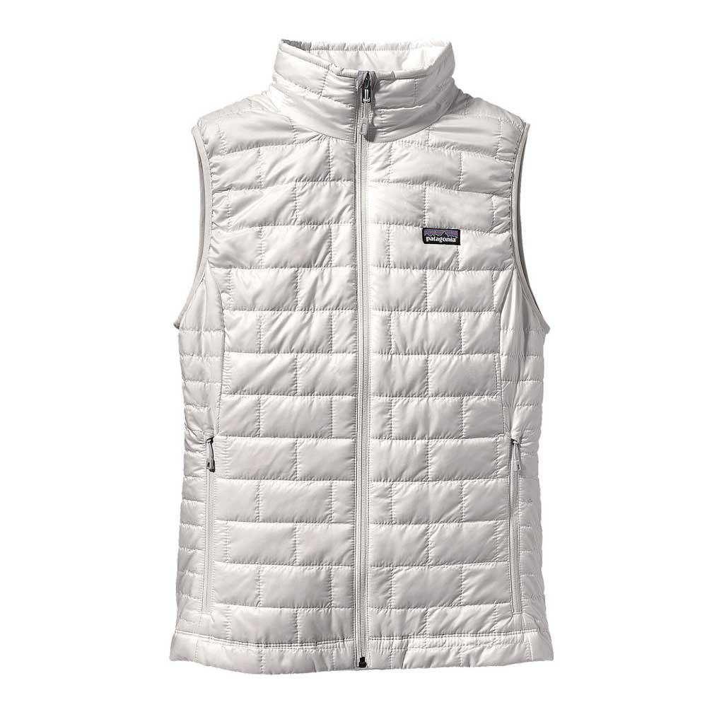 Patagonia INSULATED Top Women's Nano Puff Vest Birch White