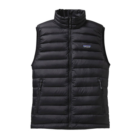 Patagonia INSULATED Top Men's Down Sweater Vest Black