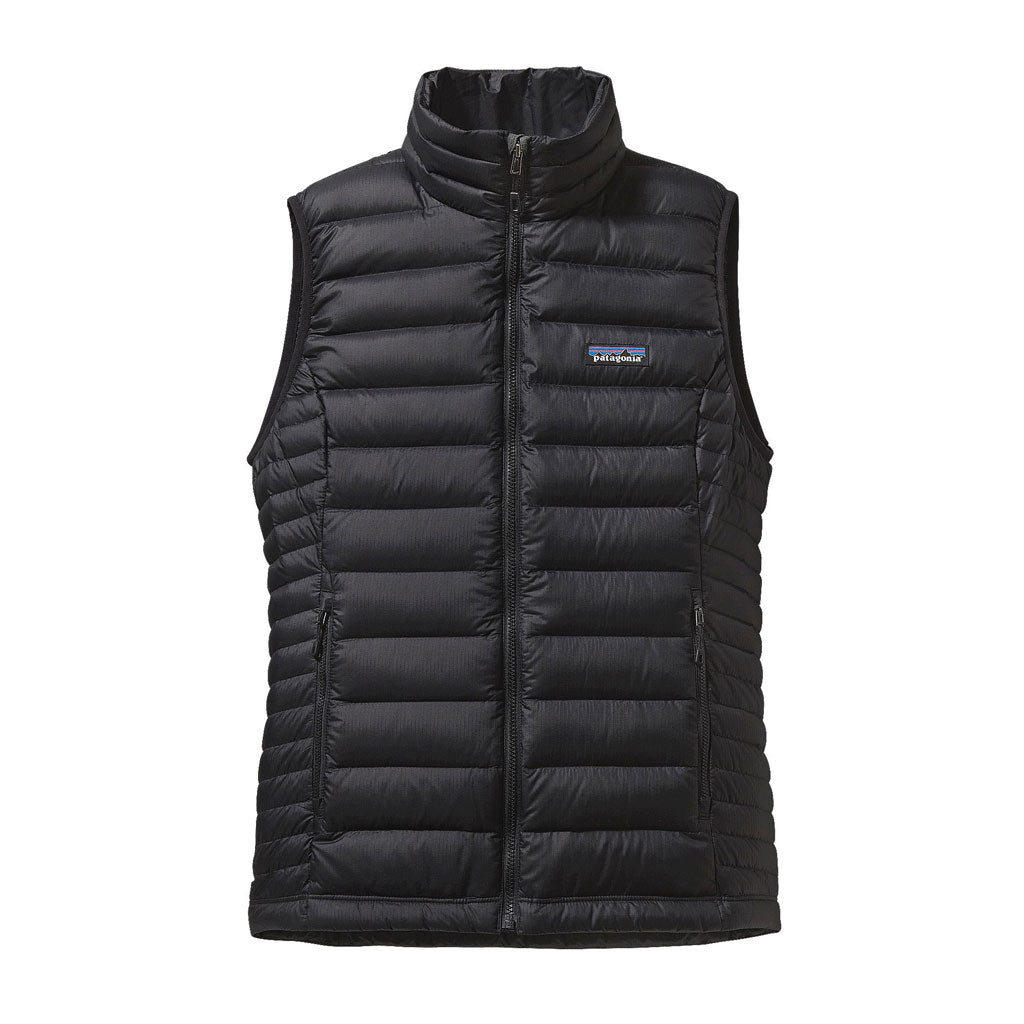 Patagonia INSULATED Top Women's Down Sweater Vest Black