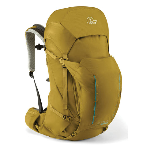 Lowe Alpine Pack Women's Altus ND 40:45 Rucksack Golden Palm
