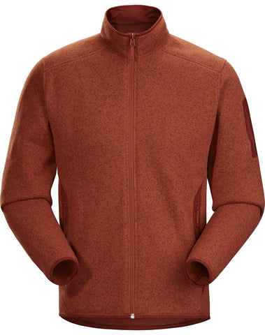 Men's Arc'teryx Covert Cardigan - Orange