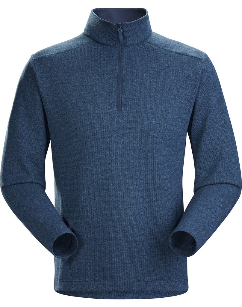 Men's Arc'teryx Covert LT Half Zip Fleece - Navy