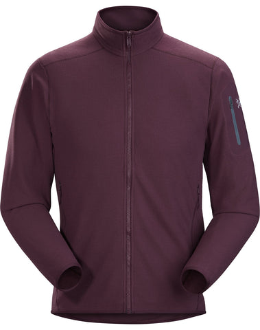 Men's Arc'teryx Delta LT Jacket - Purple