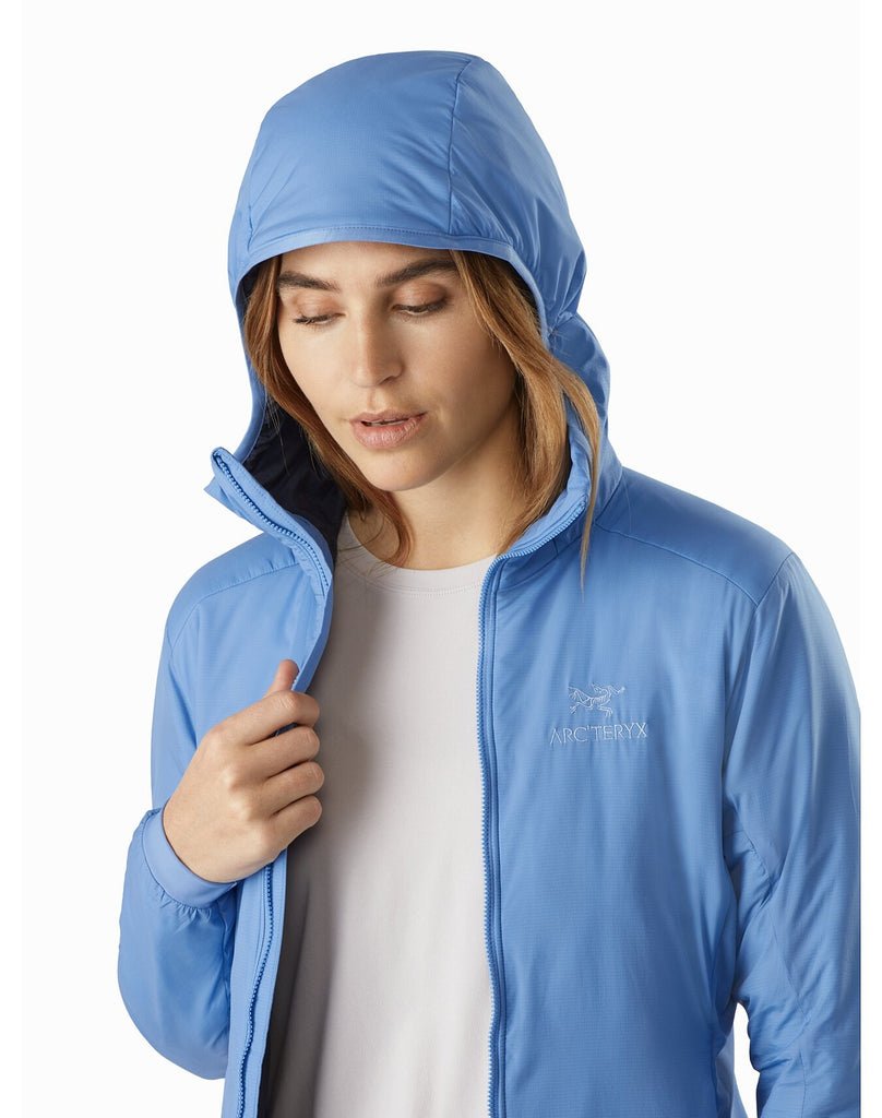 Women's Arc'teryx Atom LT Hoody Jacket - Blue