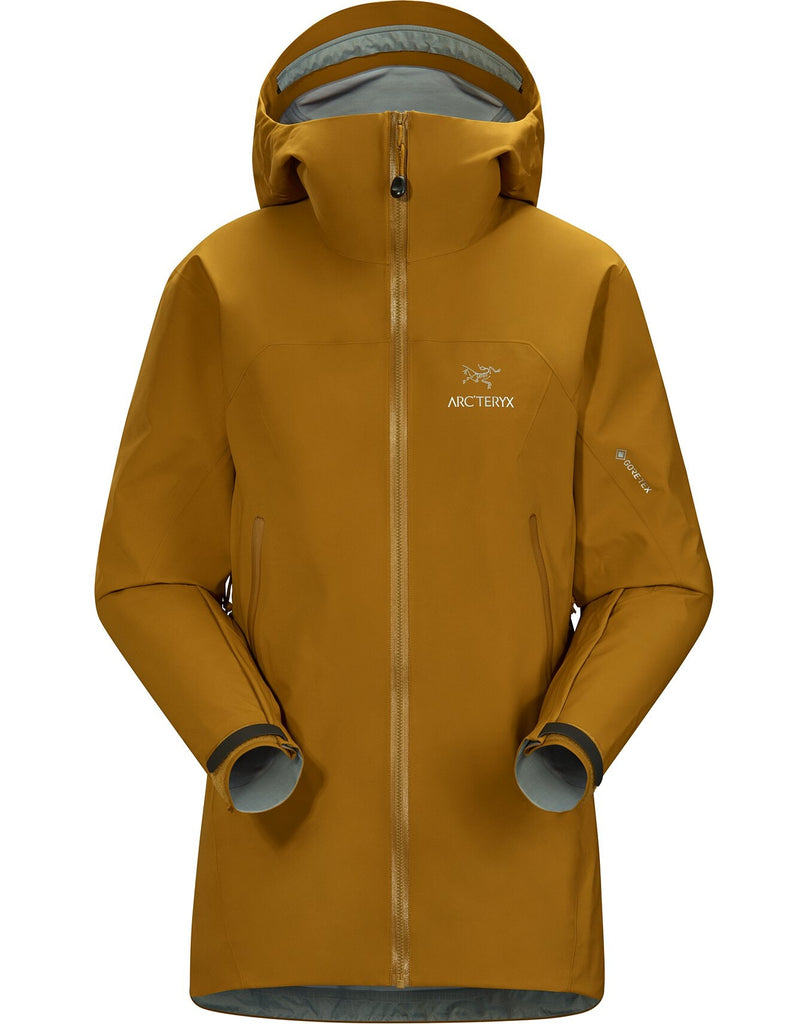 Arcteryx Women's Zeta AR Waterproof - Gold