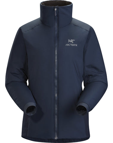 Women's Arc'teryx Atom LT Jacket - Navy