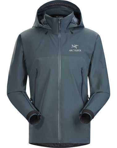 Men's Arc'teryx Beta AR Waterproof Jacket - Navy