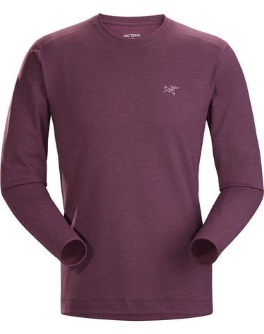 Men's Arc'teryx Motus AR LS Crew - Purple