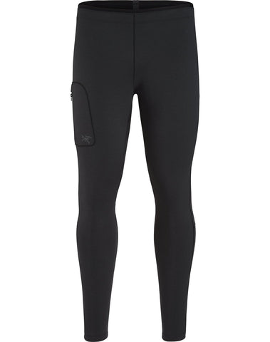 Men's Arc'teryx Motus AR Bottom - Black