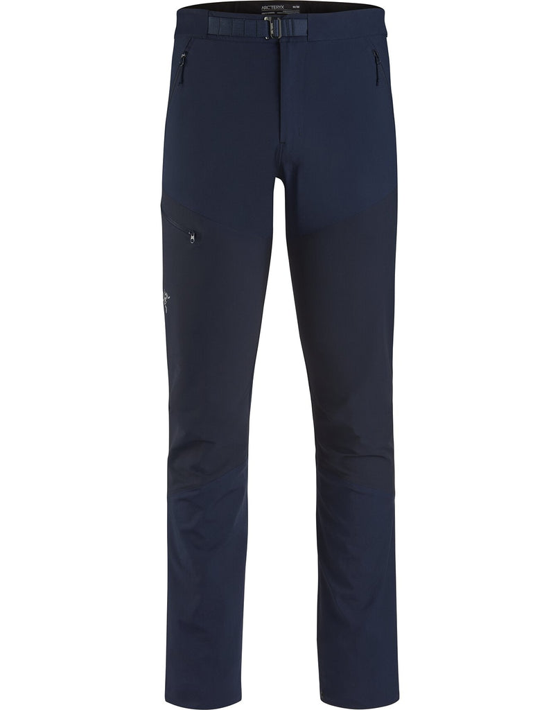 Men's Arcteryx Sigma FL Pants Short - Navy