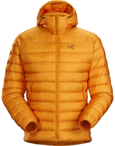 Men's Arc'teryx Cerium LT Hoody - Gold