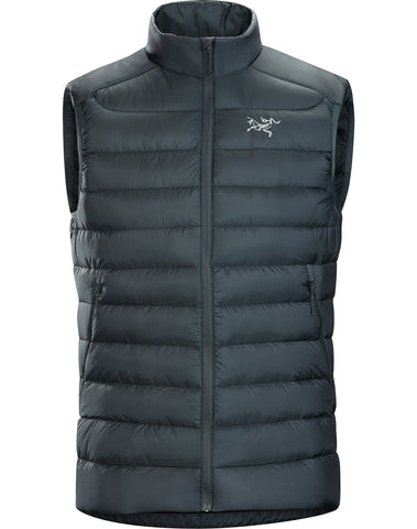 Men's Arc'teryx Cerium LT Vest - Grey