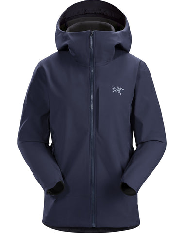 Women's Arc'teryx Gamma MX Hoody - Navy