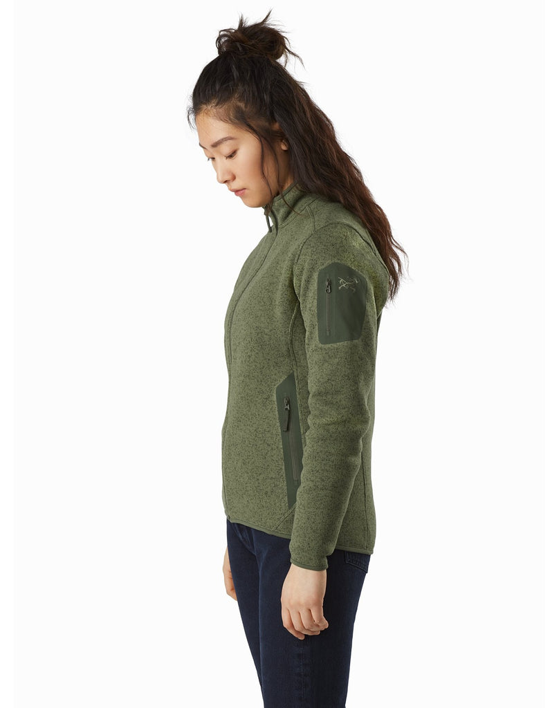Women's Arc'teryx Covert Cardigan - Green