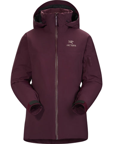Women's Arc'teryx Fission SV Jacket - Purple