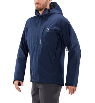 Haglofs Men's Astral Jacket - Tarn Blue
