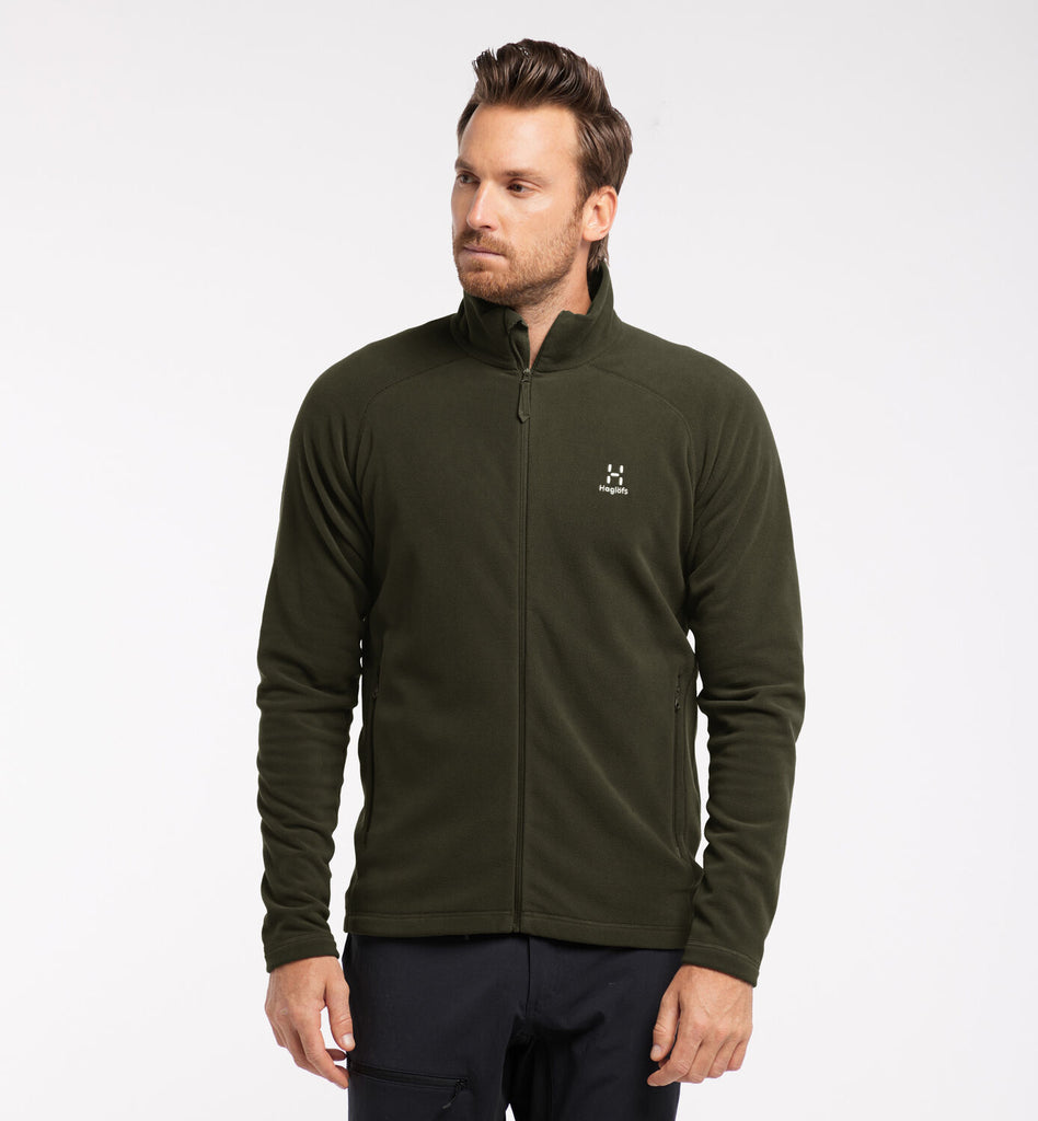 Haglofs Men's Astro Jacket - Deep Woods