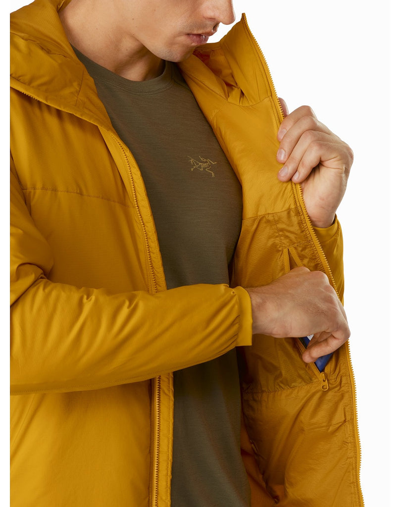 Arc'teryx Men's Atom LT Hoody - Yellow
