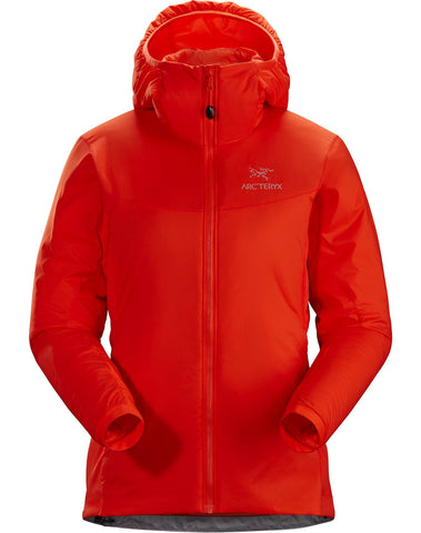 Arc'teryx Women's Atom LT Hoody - Red
