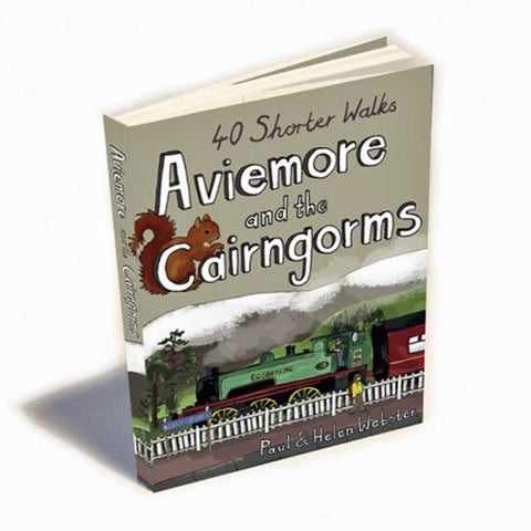Pocket Mountains Guide Book: Aviemore and the Cairngorms