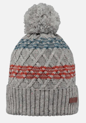 Men's Barts Bryar Beanie - Grey